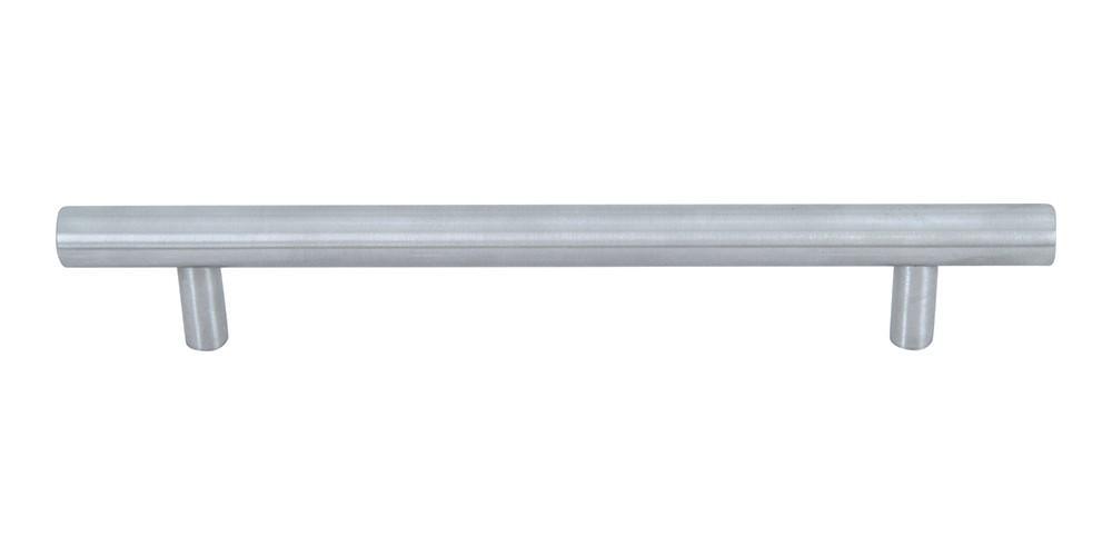 Linea Rail Pull 6 5/16 Inch (c-c) - Brushed Nickel