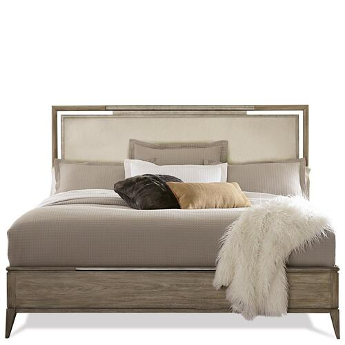 Sophie - Queen Panel Footboard - Natural Finish