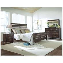 Rake Queen Bed - Complete