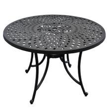 "Sedona Metal 42"" Dining Table"