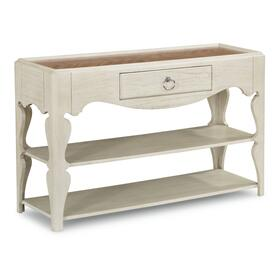 Miramar Scroll-Leg Sofa Table