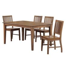 Product Image - Rectangular Table Dining Set w/Chairs - Amish (5 Piece)