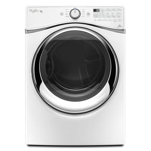 Whirlpool Canada - Duet® 7.3 cu. ft. Steam Dryer with SilentSteel Dryer Drum