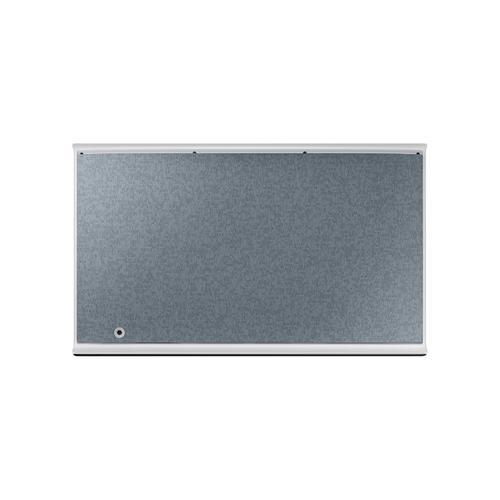 "Samsung - 40"" Class Serif 4K UHD TV (White)"