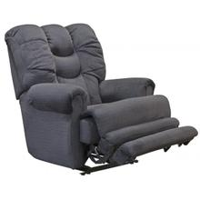 """Power """"Lay Flat"""" Recliner w/Ext Otto - 2008-23 Ink"""