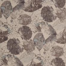 Foliage Chocolate Fabric