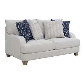 Laney Loveseat, Harbor Gray U4389-01-03a