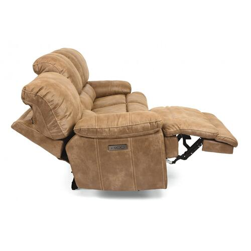 Thomas Power Reclining Sofa with Power Headrests
