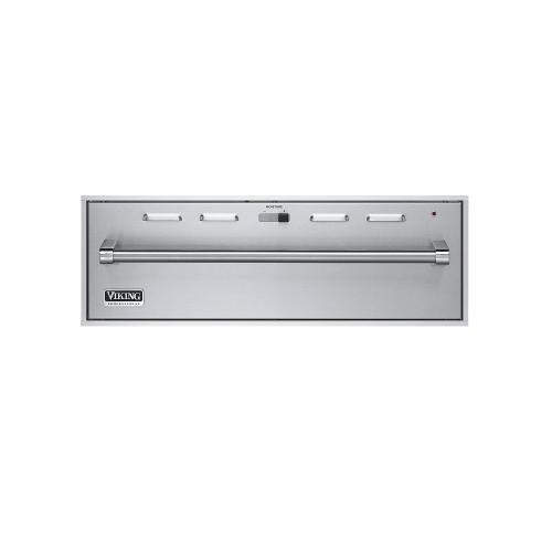 "CLOSEOUT ITEM : $1299 :Viking 30"" Warming Drawer - VEWD103TSS"
