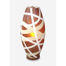 Product Image - (LS) Cape Town Table Lamp (12X12X26)