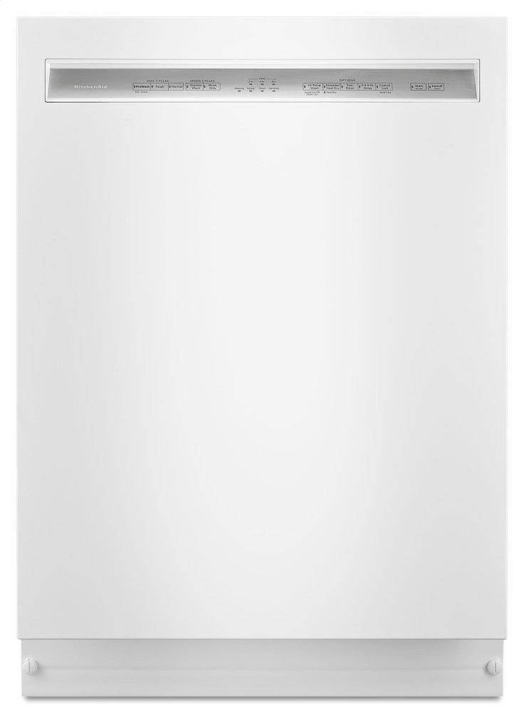 Kitchenaid46 Dba Dishwasher With Prowash™, Front Control - White