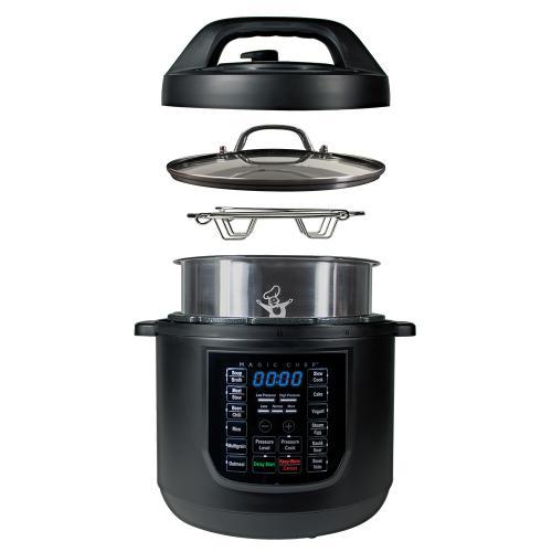 6 Qt. Multi-Cooker with Sous Vide