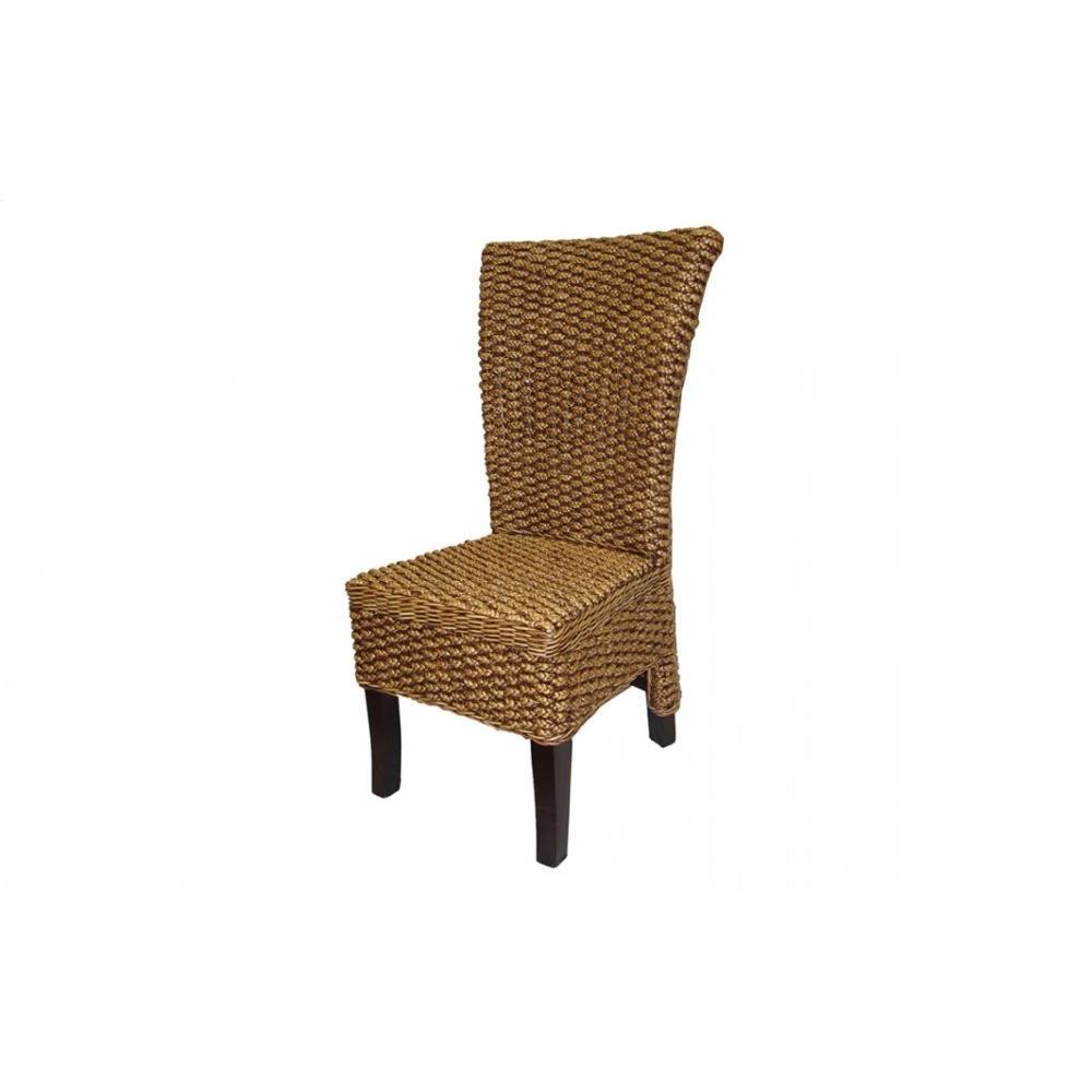 Rattan Water Hyacinth Chair