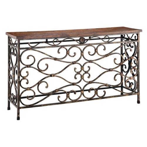 Stein World - Butte Console Display Table