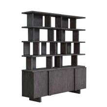 CL-131 Carrel Media Shelf (2)