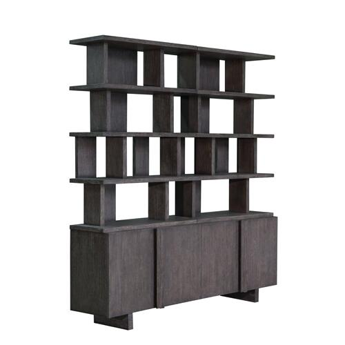 CL-131 Carrel Media Shelf (2)