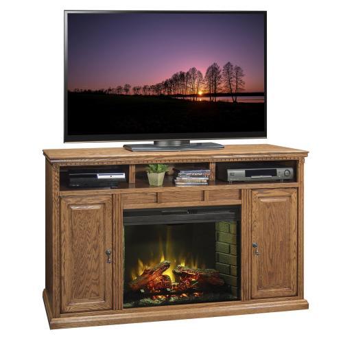 "Legends - Scottsdale 62"" Fireplace Console"