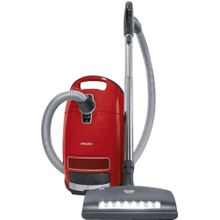 canister vacuum cleaners with handle controls and electrobrush for the greatest demands.