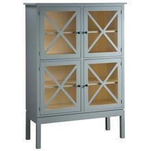 See Details - Bridgeport Four Door Cabinet
