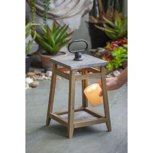 A & B Home - S/2 Lantern