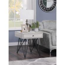 See Details - One Drawer End Table