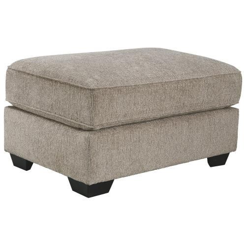 Pantomine Oversized Accent Ottoman
