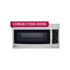 LG Appliances1.7 cu. ft. Over-the-Range Convection Microwave Oven
