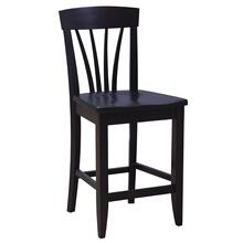 Model 13 Counter Stool Wood Seat