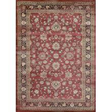 Farahan Amulet - Red-Black-Oatmeal 1443/0280