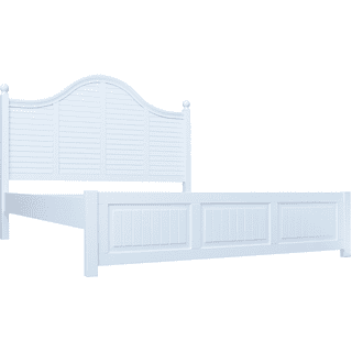 Beachfront Plantation Bed, King