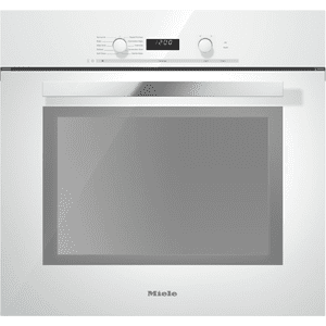 MieleH 6280 BP - 30 Inch Convection Oven with Self Clean for easy cleaning.
