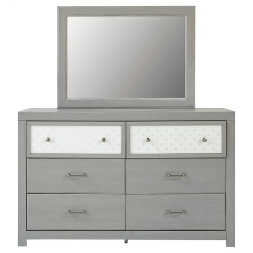 Arcella Dresser and Mirror