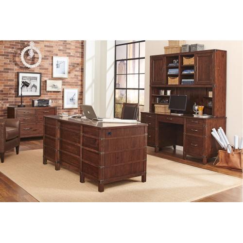 """66"""" Exec Desk"""