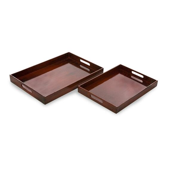Calliope Serving Trays - Set of 2