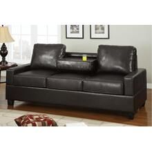 3-seat Sofa W/ Console