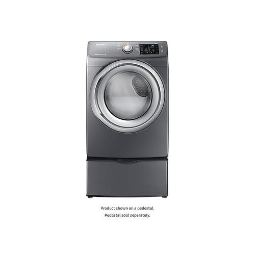 Samsung - DV5200 7.5 cu. ft. Electric Dryer