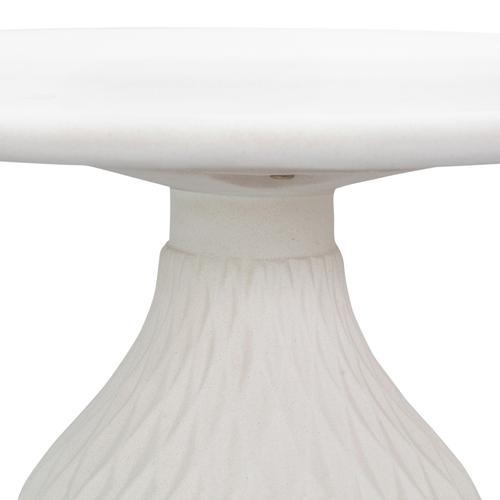 Tulum Ivory Concrete Coffee Table