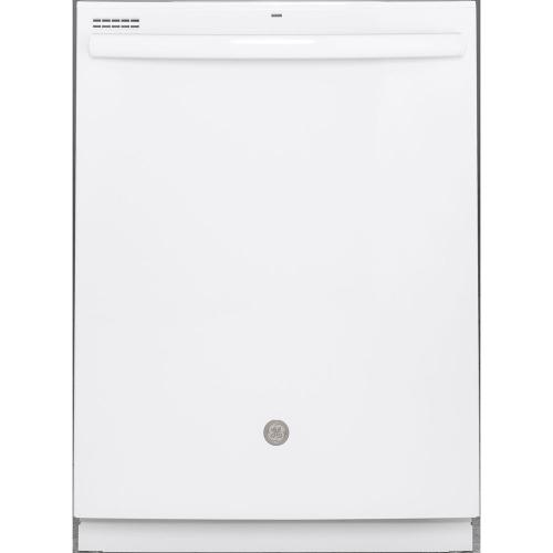 GE Built-In Stainless Steel Tall Tub Dishwasher White GDF610SGKWW