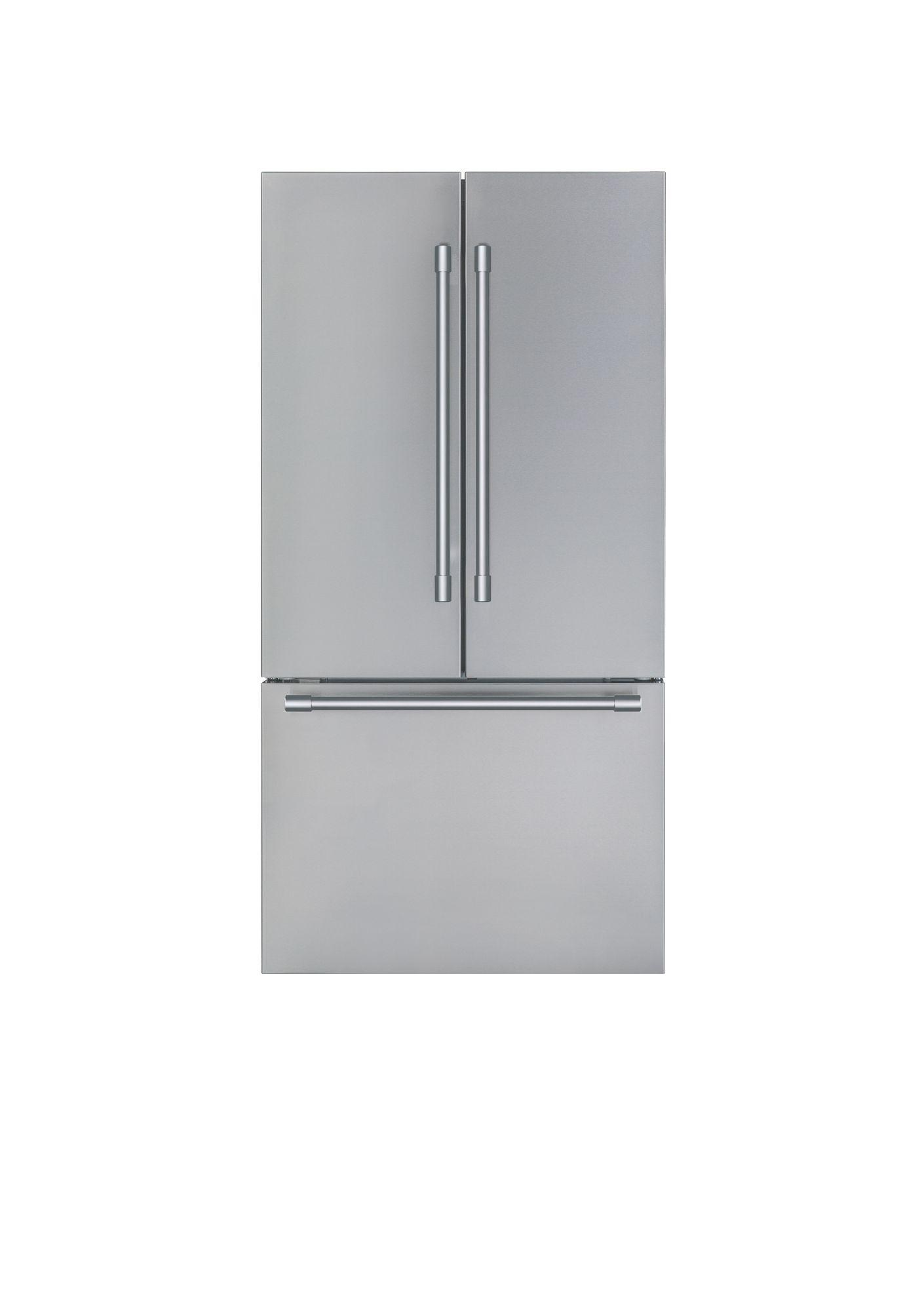 Freedom® French Door Bottom Mount Refrigerator 36'' Professional Stainless steel T36FT820NS
