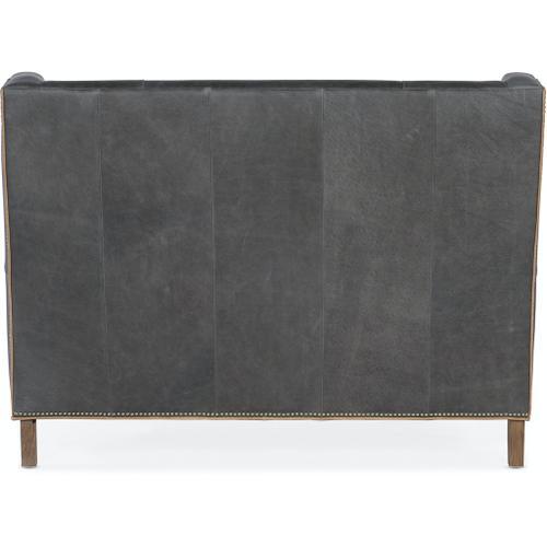 Bradington Young - Bradington Young Lavendar Settee 8-Way Hand Tie w/Single Bench Cushion 693-85