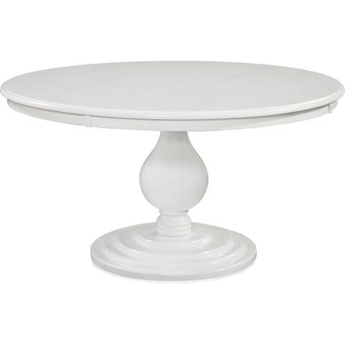 "Braxton Culler Inc - Douglas 48"" Round Pedestal Dining Table"
