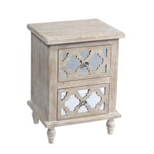 View Product - 2-drawer Accent Table