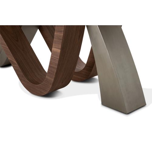 Rapture Rectangular Dining Table (2 pc)
