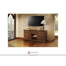 """See Details - 72"""" TV Stand w/2 doors, 3 drawers & 1 Shelf"""