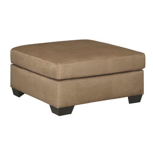 Darcy Oversized Accent Ottoman