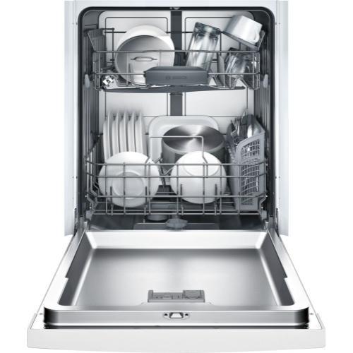 Ascenta® Dishwasher 24'' White SHE3AR72UC