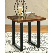 Brosward End Table Two-tone