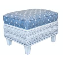 See Details - Ottoman, Distressed Grey or Distressed White Finish.