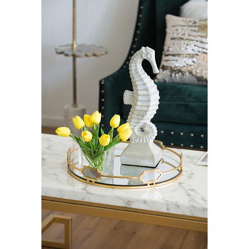 A & B Home - Marina Sea Horse,Large