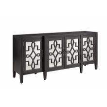 View Product - Lawrence Cabinet In Black
